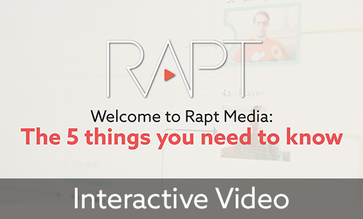 Rapt Media's New Hire Interactive Onboarding Experience
