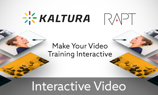Interactive Webinar: Make Your Video Training Interactive