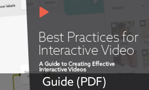 Best Practices for Interactive Video