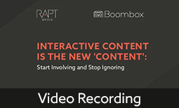 Interactive Content Is the New 'Content'