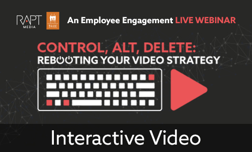 Control, Alt, Delete - Rebooting Your Video Strategy