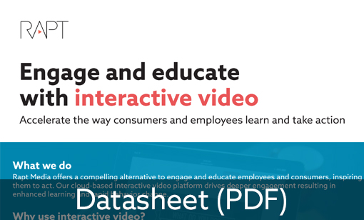 L&D: Using Interactive Video to Engage & Educate